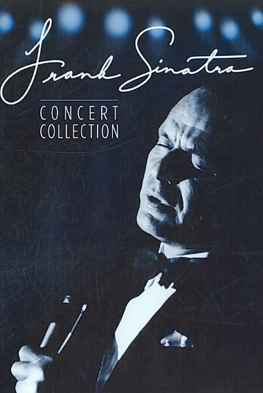 FRANK SINATRA:CONCERT COLLECTION BY SINATRA,FRANK (DVD)